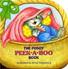 The Pudgy Peek-a-boo Book (Pudgy Board Book)