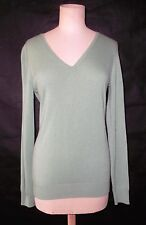 Flawless vert cachemire uniqlo v cou pull m 12