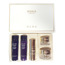 AMOREPACIFIC HERA SIGNIA Deluxe Skin Care Set Anti-Wrinkle/Revitalizing/Firmness