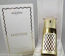 MYSTERE de Rochas 75 ml Eau de Parfum INTENSE Atomiseur  * Vintage * RARE *