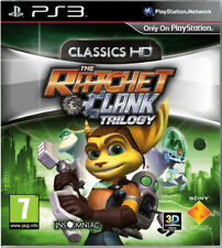 The Ratchet & Clank Trilogy: Classics HD ps3 (brand new and sealed)