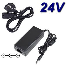 Adaptateur Secteur Chargeur 24V pour Découpeur Vinyle Roland CAMM-1Servo GX-24