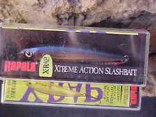 """Rapala 3 1/8"""" X-Rap XR08 PG Suspending Slashbait for Bass/Pike/Pickerel/Walleye"""