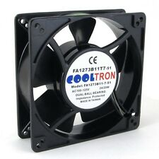 110V / 115V / 120V AC Cooling Fan. 127mm x 38mm HS (HS1273A)
