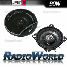 "FLI Underground Car Door/dash Speakers Pair 4"" 100mm 90w FU4 2 way"