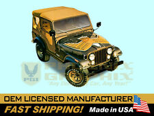 1977 1978 1979 1980 Jeep Golden Eagle CJ5 CJ7 J10 SJ YJ JK TJ Hood Bird Decal