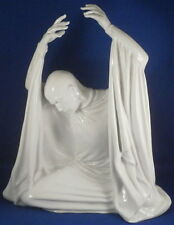 Amazing Rosenthal Porcelain Night Song Figurine Figure Porzellan Figur Engel