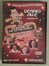 dennis awe starring in IM SITTING ON TOP OF THE WORLD   DVD