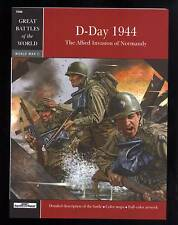 23932/ Squadron - Great Battles of the World - D-Day 1944 - TOPP BUCH
