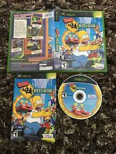 Xbox Original The Simpsons Hit & Run CIB
