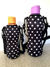 500ml KYCA SPORTS WATER BOTTLE COVER/COOLER  FITS NEW SHAPE TUPPERWARE BOTTLE