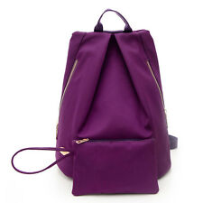 Women's 2 Pcs Backpack Travel Handbag Rucksack Shoulder School Book Bag Bags New