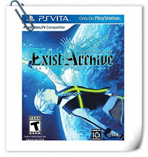 PSV Exist Archive: The Other Side of the Sky Aksys RPG Games