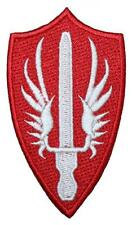 Battlestar Galactica Pegasus Wings Embroidered Patch Sew/Iron-on 9.5cm Badge
