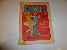 DEBBIE Comic - Issue 111 - Date 29/03/1975 - UK Paper Comic