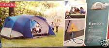 "EMBARK EASY SET UP 8 PERSON TENT CAMPING OUTDOOR 14' X 8' LIVING SPACE 6'8""H"