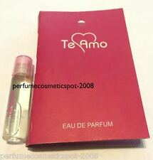 TE AMO PERFUME FOR WOMEN .33 OZ / 10 ML EAU DE PARFUM ROLL-ON