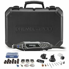 Dremel 4200-4/36 High Performance Rotary Tool Kit with EZ Change, 4-Attachments