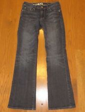 "BULLHEAD ""The 55"" BOOTCUT Regular Rise STRETCH DENIM JEANS Junior Women TEEN 3 S"