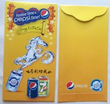 Ang pow red packet Pepsi Revive 1 PC  2014 new