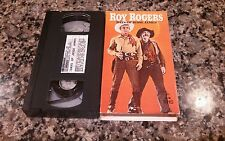 DAYS OF JESSE JAMES RARE VHS TAPE! 1939 CLASSIC JESSE JAMES WESTERN! ROY RODGERS