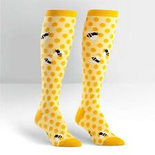 Sock It To Me Women's Knee High Socks - Bee's Knees