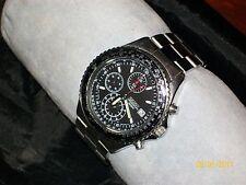 orologio uomo Seiko Pilot cronografo perfetto /  batteria cambiata da poco