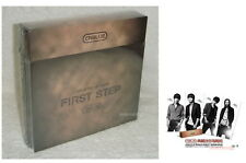 CNBLUE Vol. 1 First Step Taiwan Ltd CD + 4 Posters SET