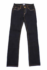 JEAN PAUL GAULTIER PARIS Jeans Donna Cotone Denim Woman Jeans Pant Sz.M - 44