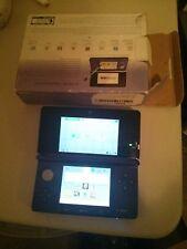 Nintendo 3DS Midnight Purple Handheld System (CTRSUAAR)