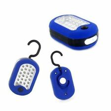 New 27 LED Portable Hanging Worklight Magnetic Inspection Car Torch With Hook