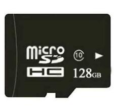 128GB  Micro SD Card with FREE Adapter 10 Class Universal TF Flash Memory Card