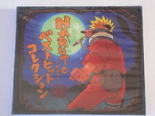 New Naruto Best Hit Collection CD Anime Music Soundtrack Hound Dog Akeboshi Flow