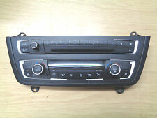 BMW 3 SERIES F30 RADIO CD PLAYER & CLIMATE CONTROL 9261102 9261085