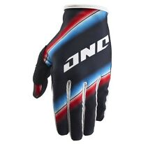 One Industries ZERO MX Glove Zerope Cyan/Red size  MEDIUM