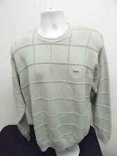 IZOD $75 Men's XXL 2XL Beige Long Sleeve Sweater A142