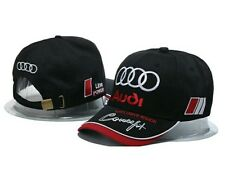 Audi Baseball Cap Hat Motor Racing Sportscar F1 Touring Car. NEW DESGN.UK SELLER