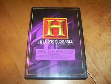 CHURCHILL AND THE PRESIDENT WWII Secrets World War II HISTORY CHANNEL Rare DVD