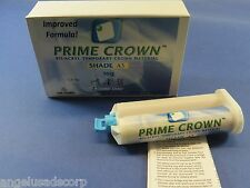 Prime Crown 90 Grs Shade A3 Temporary Crown Material PRIME DENT