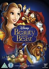 Walt Disney,s - Beauty and the Beast ( Brand New & Sealed )