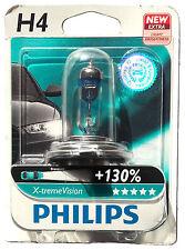 PHILIPS X-TREME visione +130% H4 12V 60/55W 12342Xvb1 (singolo)