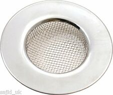 Tala Stainless Steel Mini Bath Basin Hair Trap Plug Hole Cover Sink Strainer