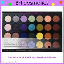 NEW BH Cosmetics 28-Color FOIL EYES Eye Shadow Palette FREE SHIPPING Shimmer NIB