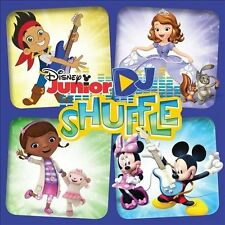 Disney Junior: DJ Shuffle by Various Artists (CD, Mar-2014, Walt Disney) NEW
