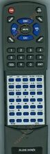 Replacement Remote for ROTEL RRDV94, RDV1060