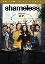 Shameless: Season 5 The Complete Fifth Season (DVD, 2015, 3-Disc)**BRAND NEW**