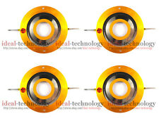 4 pieces Diaphragm for JBL, 2404, 2404J, 2404J-1,2405,2405J, 075, 076,16 ohm