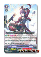 Cardfight Vanguard  x 4 Chain-bolt Dragoon - G-BT05/032EN - R Mint