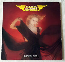 Black Angels - Broken Spell - LP - 1985 Original Swiss Press Dio Rainbow Krokus