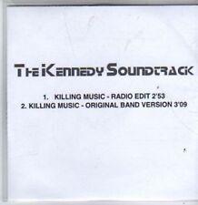 (BR254) The Kennedy Soundtrack, Killing Music - DJ CD